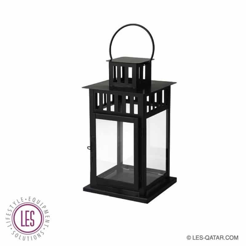 LES Black Classic Lantern & Table Light – LES000195