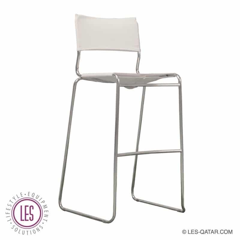 LES Steel Frame Design Stool – LES000058
