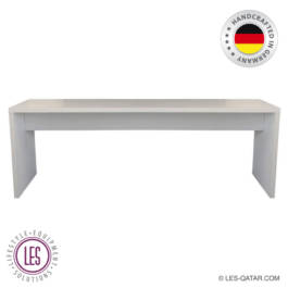Lifestyle Equipment Solutions LES Qatar Standard Height Tables - Standard conference table height