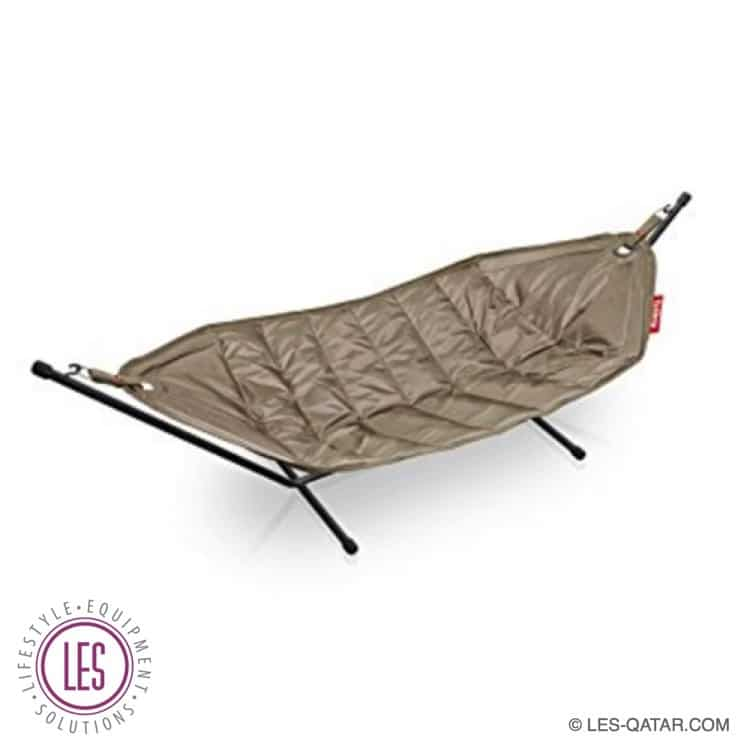 LES Original Fatboy Hammock with Stand – Taupe