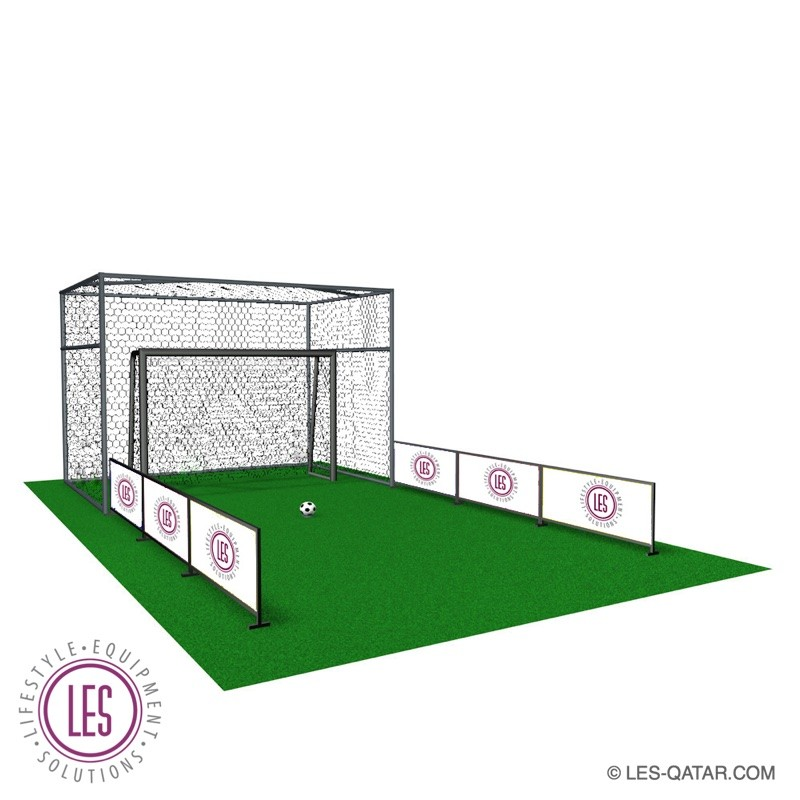 LES Kick Point Electronic and interactive Soccer Goal – Made and developed in Germany – LES000137