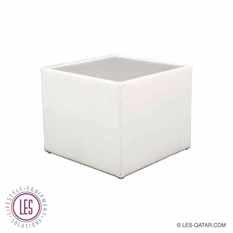 LES Square Lounge Table with Plexiglass Top – LES000026