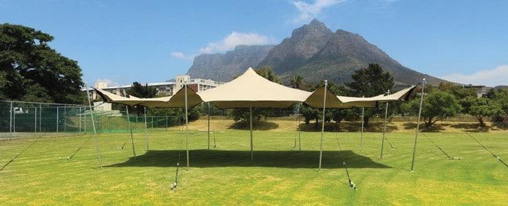 LES000209 – 75 SQM stretch tent