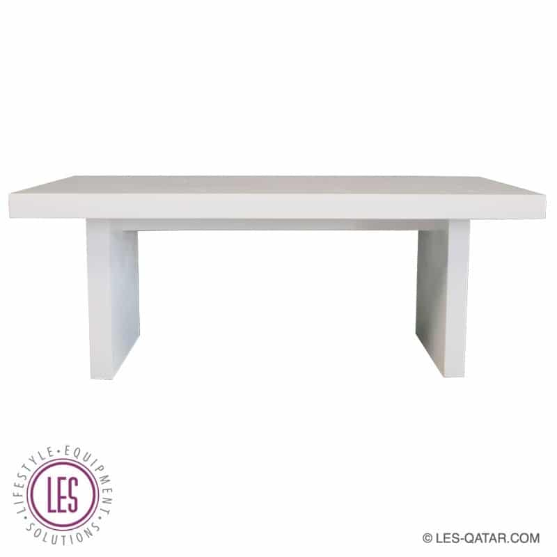 LES Rectangle Coffee Table – LES000009