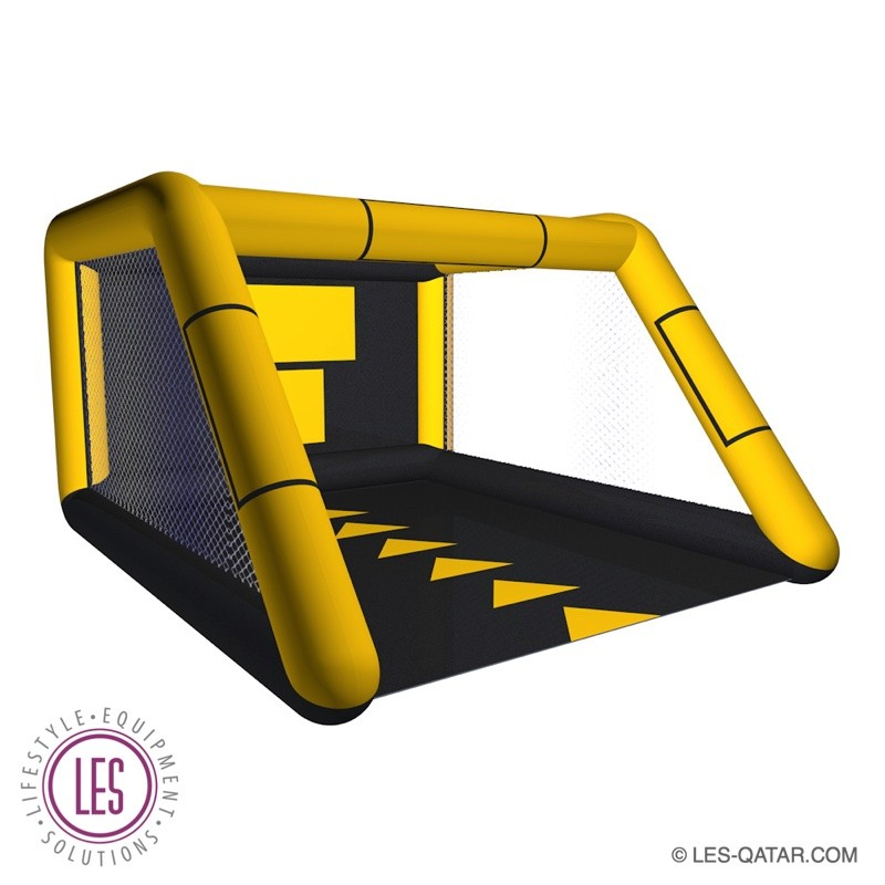 LES Inflatable Speed cage with radar Display – LES000132