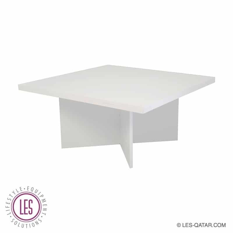LES Large Square Coffee Table – LES000011