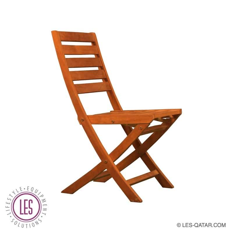LES Teak Wood Chair – LES000049