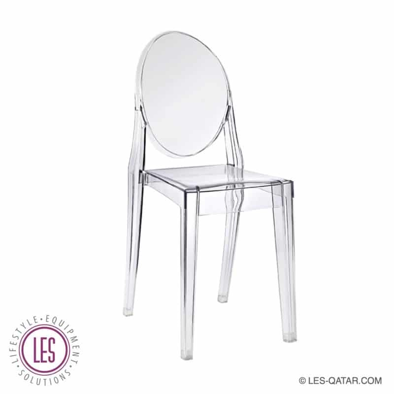 LES Victoria Ghost Chair – LES000043