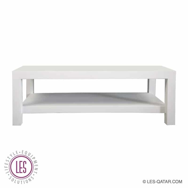 LES Wooden VIP Lounge and Coffee Table – LES000027
