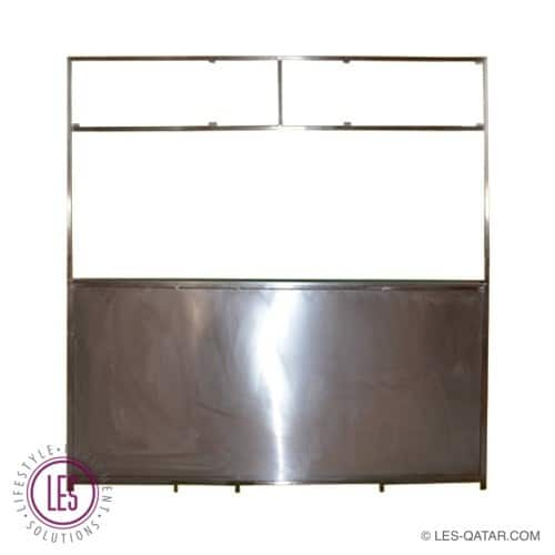 LES Professional Stainless Steel Bar