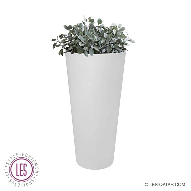 LES ELHO Flower Pot with Artificial Plants – L – LES000191