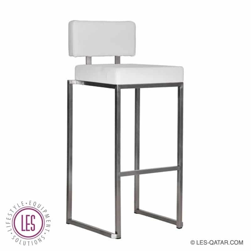 LES Metal Leg Design Stool – LES000245