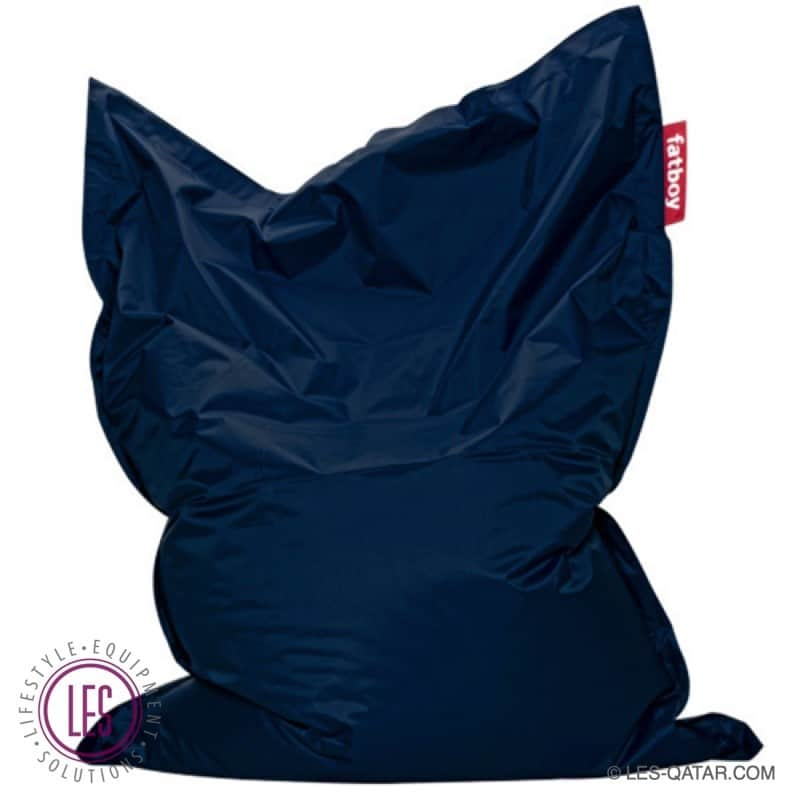LES Original Fatboy Bean Bag – Blue – LES000093K