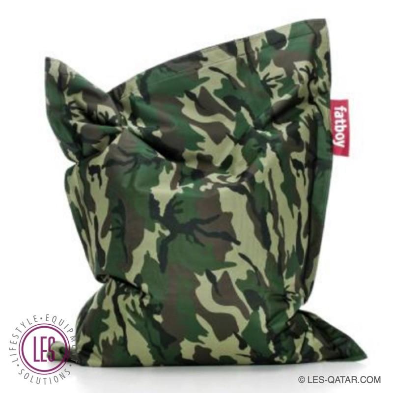 LES Original Fatboy Bean Bag – Camouflage – LES000093B