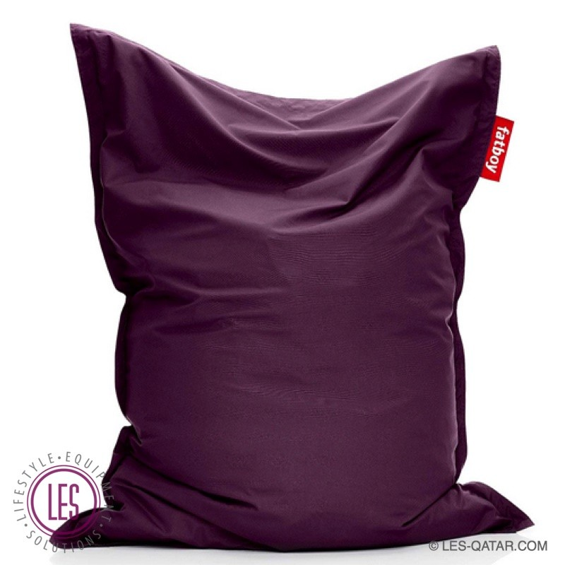 LES Original Fatboy Bean Bag – Purple – LES000093L