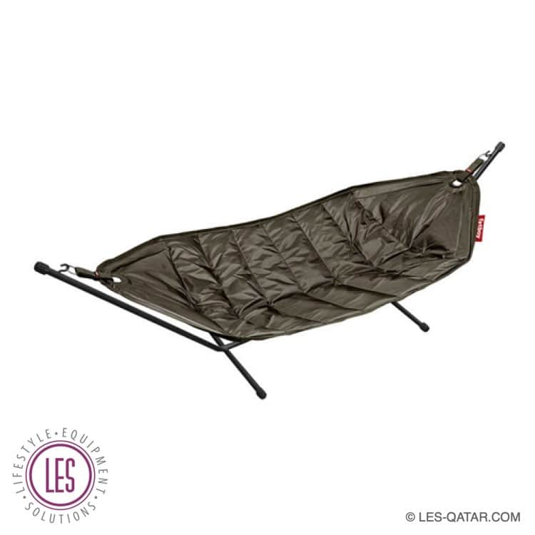 LES Original Fatboy Hammock with Stand – Olive Green