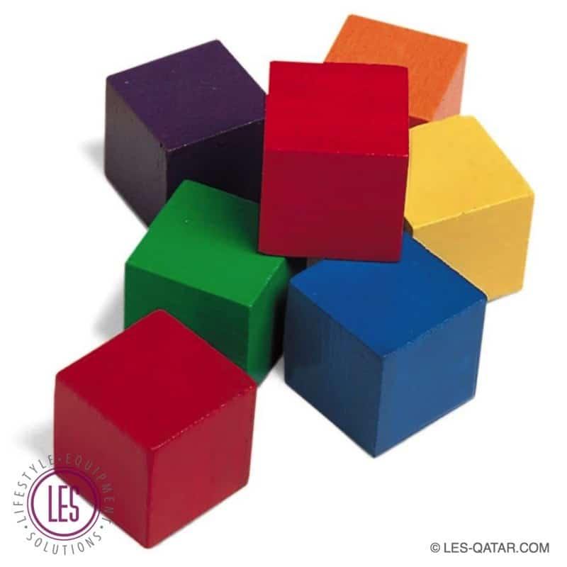 LES Table Square Cube – Various Colors – LES000025B