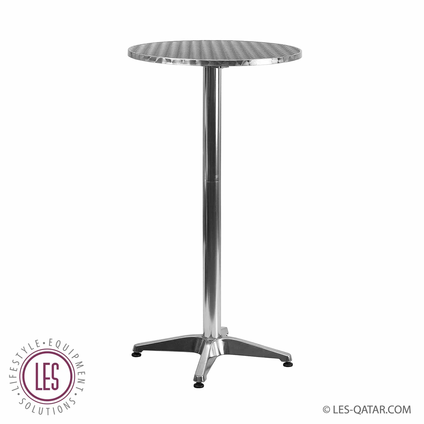 LES Round folding bistrococktail table[1]
