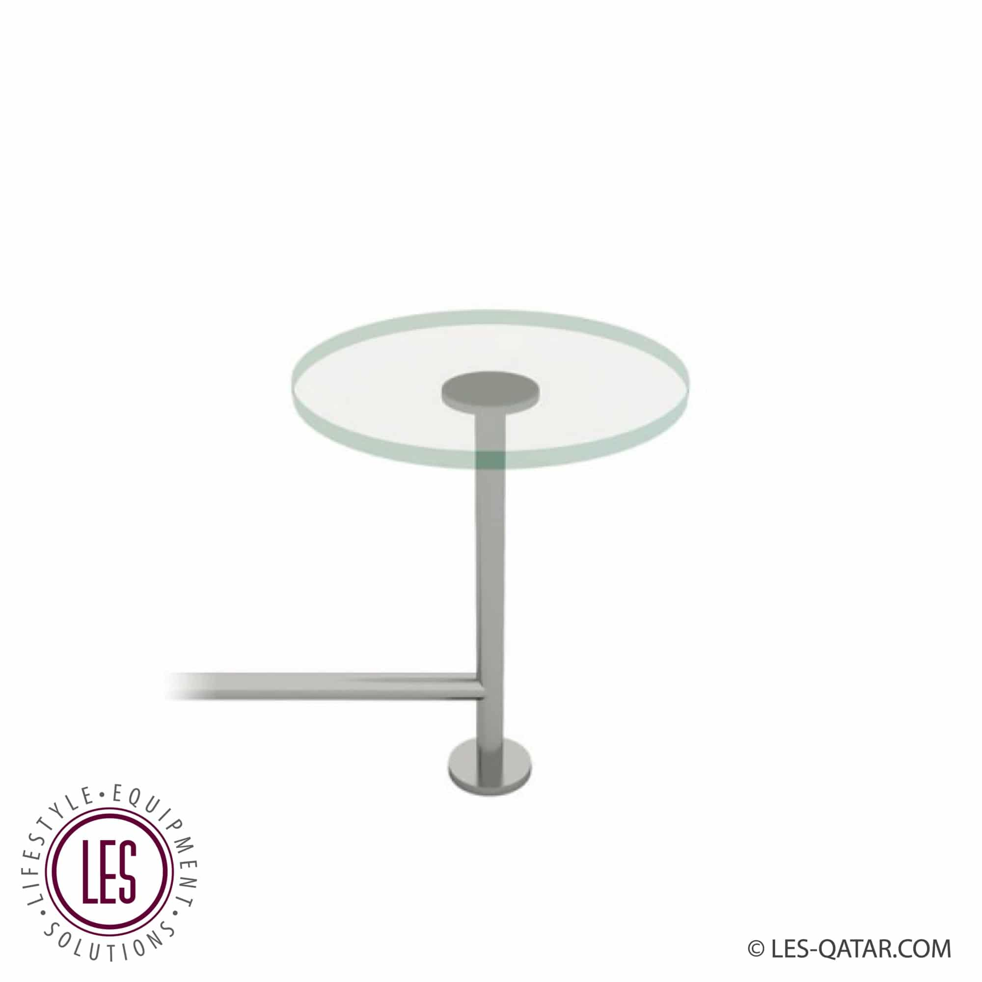 Endless Collection Round Table glass-01