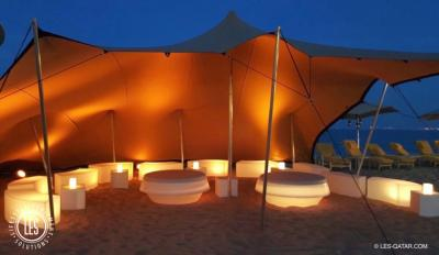 LES Stretch Tent Small