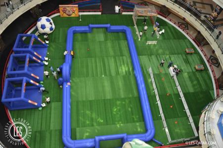PIC-069 LES Sport football fever set-up Doha